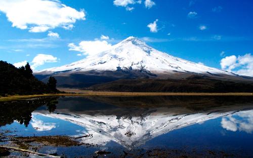 avenida de los volcanes ecuador